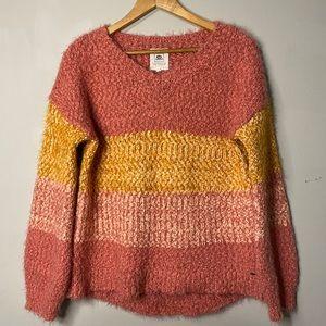 Ripcurl Chunky Eyelash Sweater size M